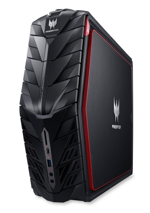 Acer Expands Predator Gaming Line with New Laptop Desktop and Monitor  TechPowerUp Forums