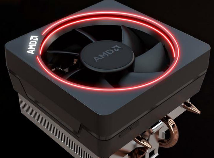 AMD Readies Ryzen 7 1800X and 1700X Packages with Wraith Max Coolers | techPowerUp