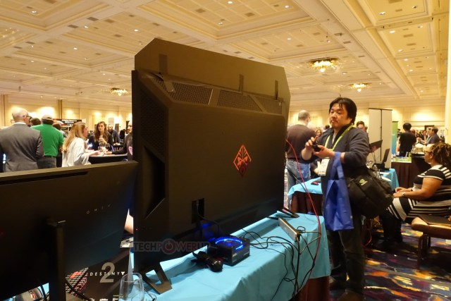 GErPDzhET90xGWvo After Nvidia, HP rolls out its Omen X 65 Big Format Gaming Display (BFGD)