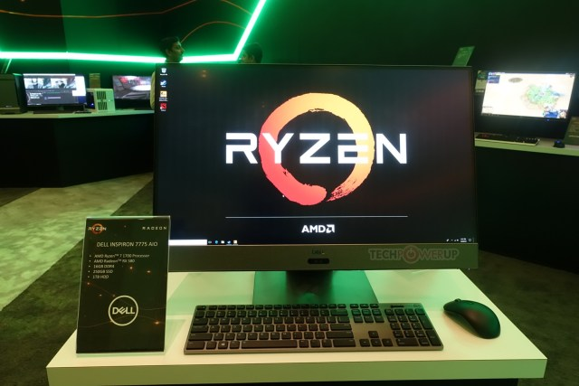 HuTRTKgDBUeUVJki AMD finds CES 2018 to be the best venue for unveiling the Ryzen Mobile Products