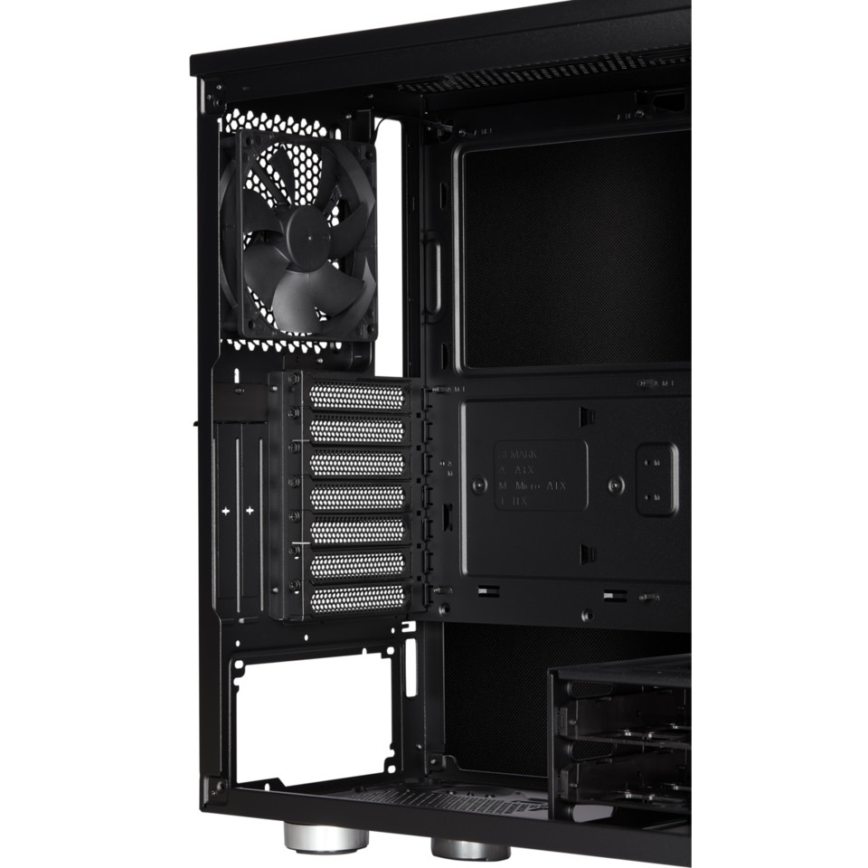 Corsair Carbide 275Q Silent Mid Tower Generally Available