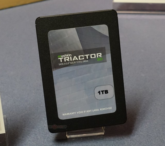 gFwgrUViD1RPvoW4 Mushkins Triactor lineup updated with the all new Triactor 3DX and Triactor 3DL SATA SSDs