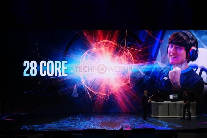 Image result for intel 28 core processor