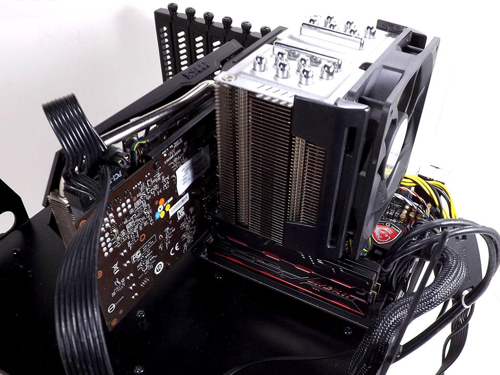 Ac Fan Wiring Msi Z97i Gaming Ac Intel Lga 1150 Review Techpowerup