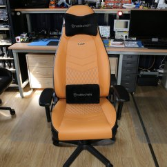 How Much Does A Gaming Chair Weight Cheap Kitchen Table Chairs Noblechairs Icon Real Leather Review | Techpowerup