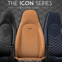 Gaming Chair Companies Koala Care High Noblechairs Icon Real Leather Review | Techpowerup