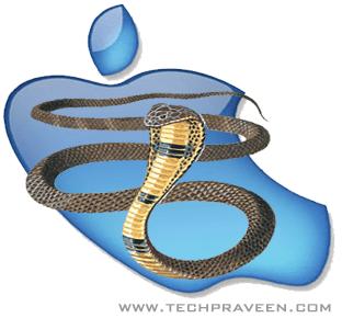Play Snake Game in Mac OS X Terminal