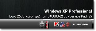 Simple Trick to Display Windows Version on Desktop