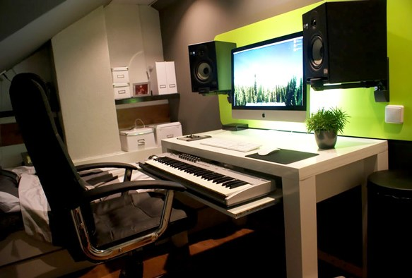 Green Workspace Setup