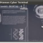 Transparent Ubuntu Terminal