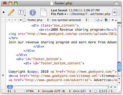 textwrangler a powerful text editor for mac