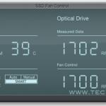 Fan Speed SSD FanControl
