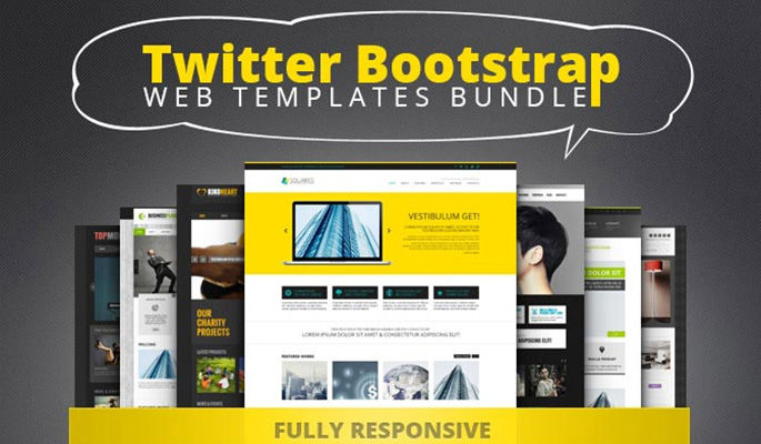 Awesome 15 Twitter Bootstrap Goodies for Quick Website Designing