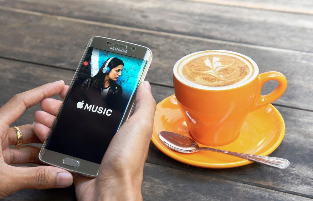 Promote music itunes