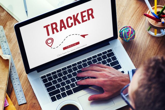 Tracking software