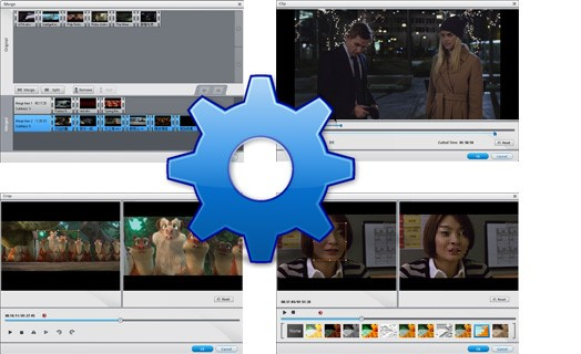 video converter factory pro comparison screens