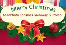 AoaoPhoto Christmas Giveaway