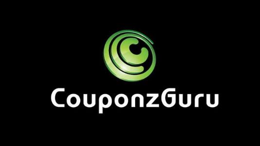 couponzguru discount deals logo