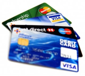 International debit card