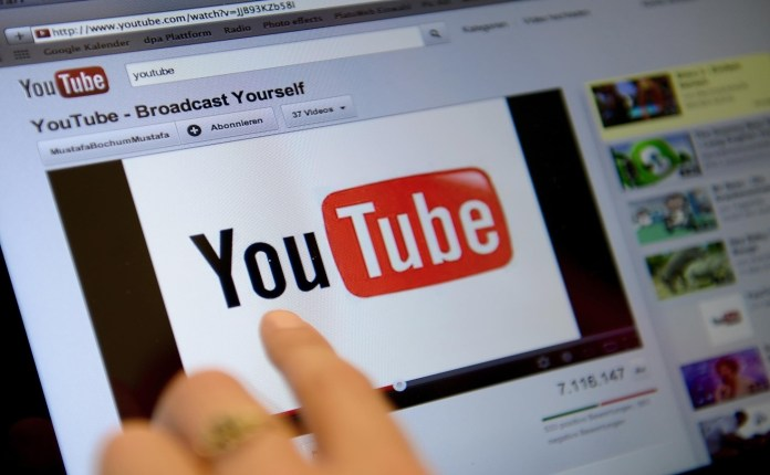 youtube media campaign