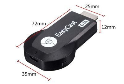 easycast ota wifi display dongle dimension