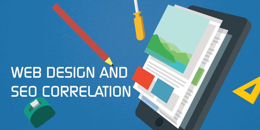 web design and seo correlation