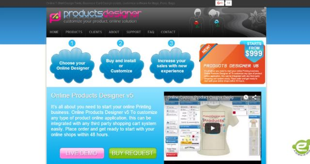 Products designer