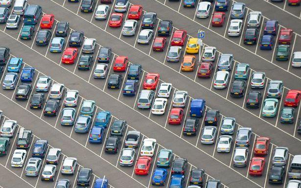 Global parking reservation system