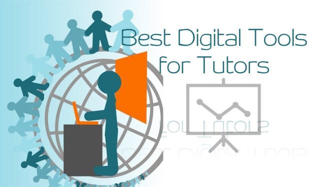 Digital tools for tutors