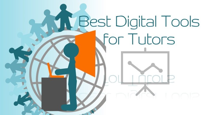 Digital tools for tutors