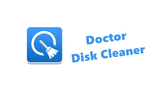 Doctor Disk Cleaner