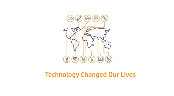 Invention and improvements in electronic technology changed our lives completely. Do you believe today life will not be difficult without technology.