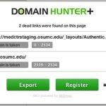 domain hunter