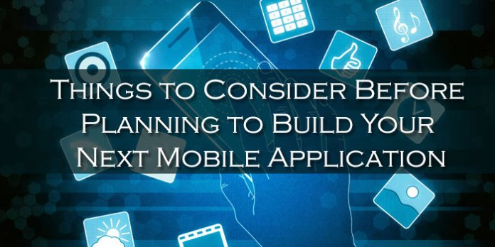 Next mobile app development tips