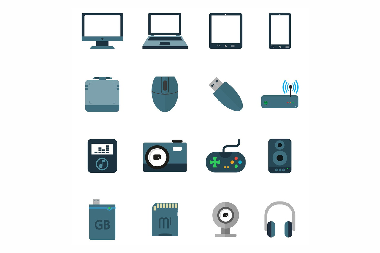tech items