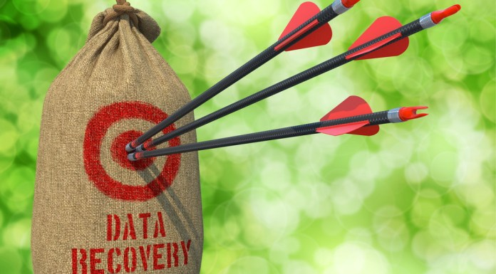 Recover files or data