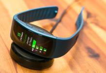 Fitness Wearable - Samsung Gear Fit 2