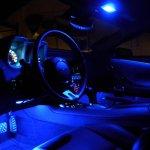 Car led lighting