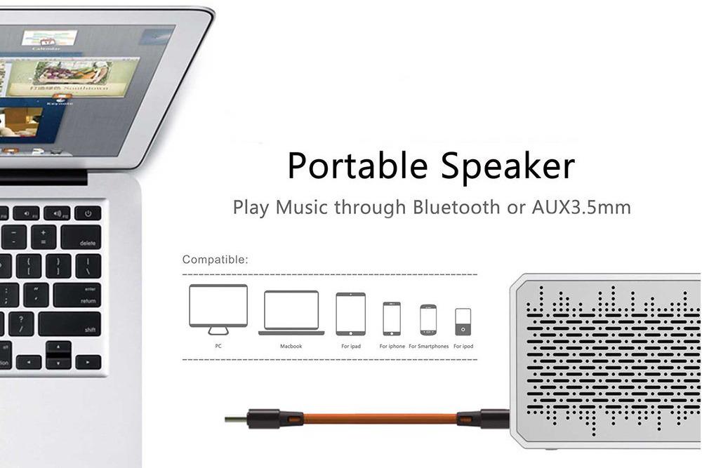 Trendwoo pocket bluetooth speaker - Battery