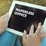 Paperless offices