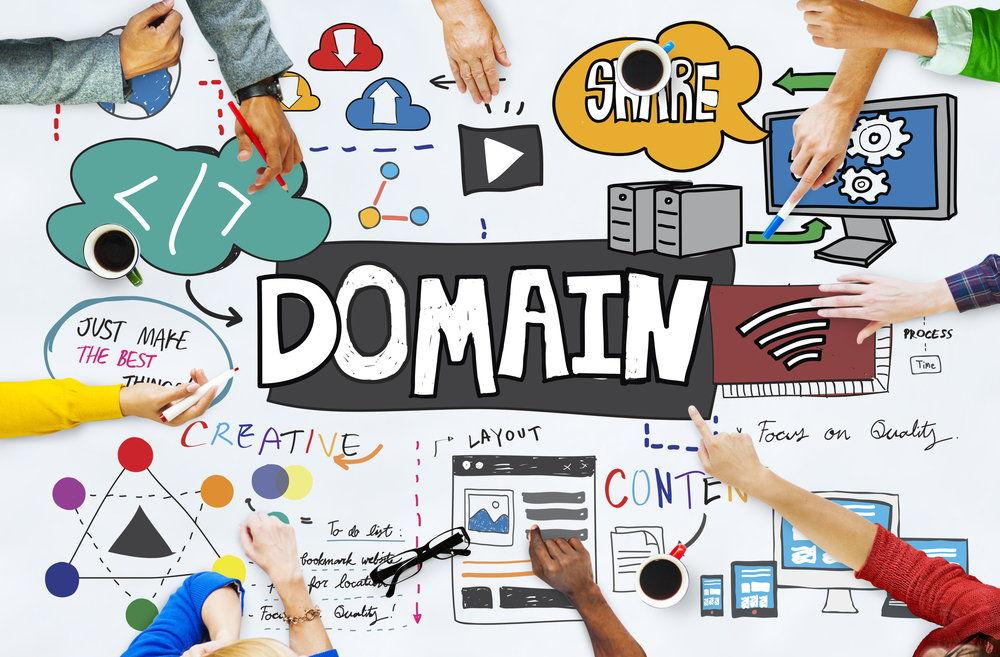 Domain name selection