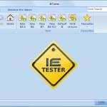 Browser Emulators - IE Tester