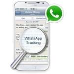 Whatsapp tracking