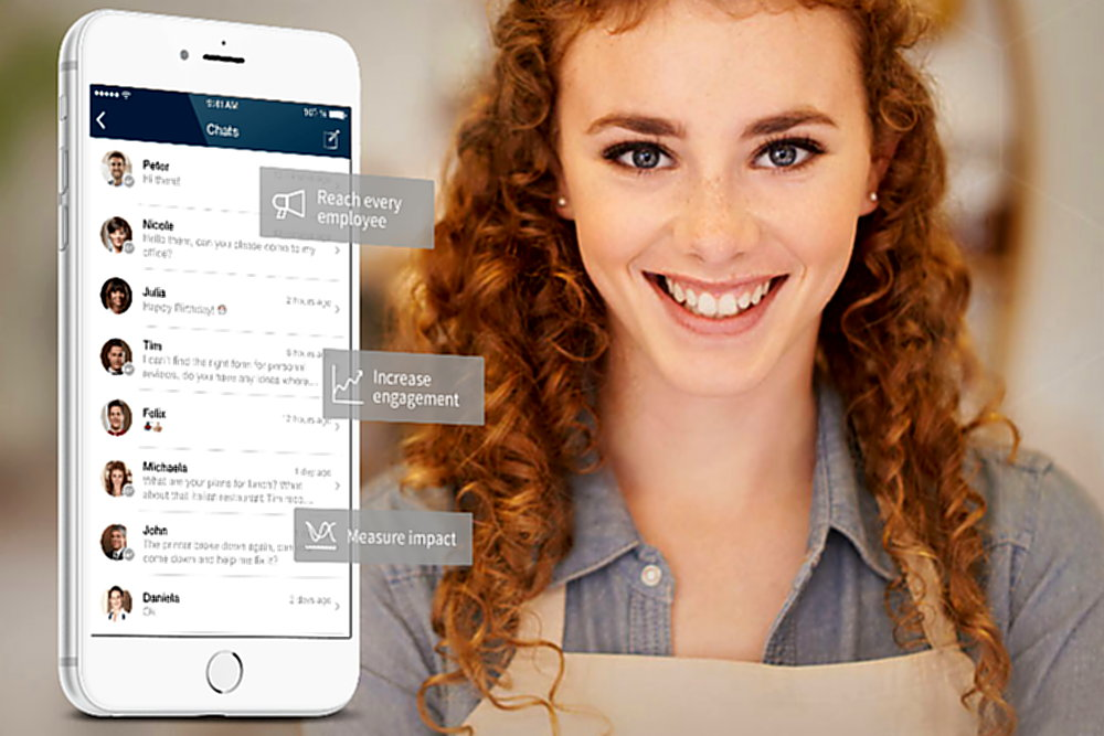 Communication app