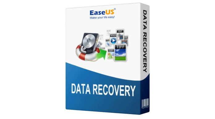 Easeus data recovery tips
