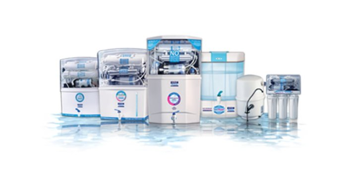 Kent water purifier uses RO technology