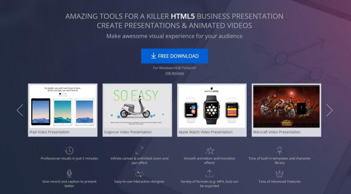 Focusky Presentation Maker