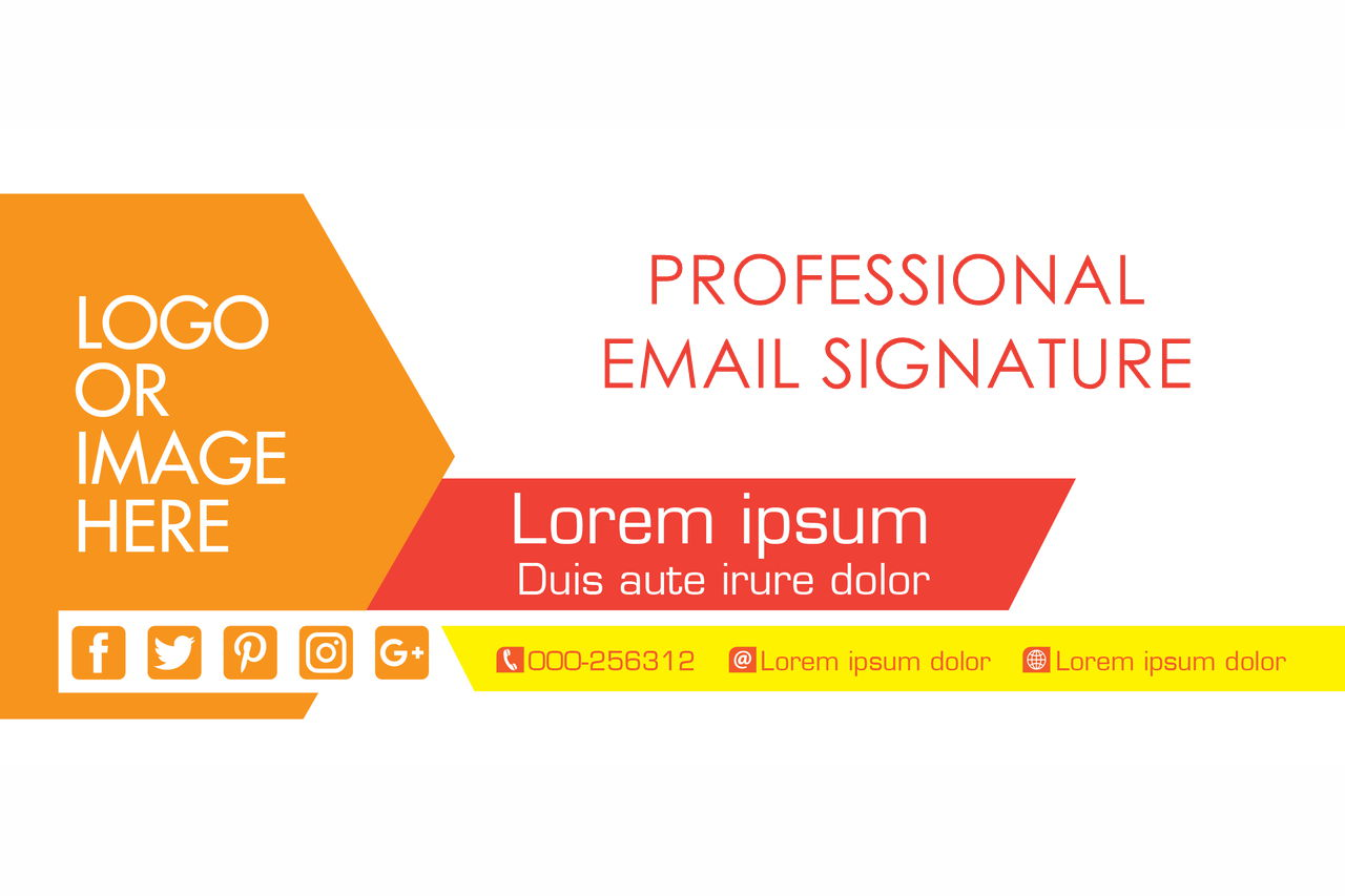 How to Make Professional Email Signature for Gmail?