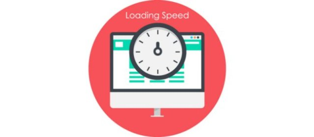 Lowering the site loading time.