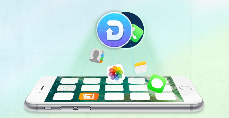 Primo iPhone Data Recovery App